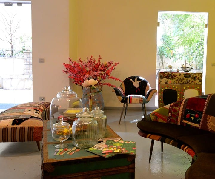 Inside The Designers Studio: Inside The Bokja Design Studio In Beirut