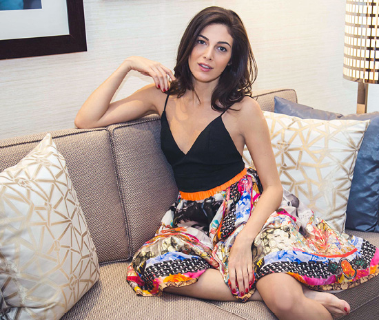 Morning Rituals: How Razane Jammal Starts Her Day