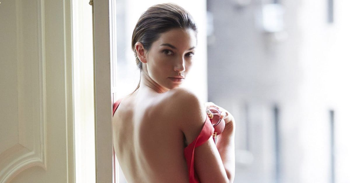 "Talking Beauty with Lily Aldridge. The model, mom, and self-proclaimed ""girlie tomboy"" reveals her hair and makeup essentials. For more Victoria's Secret beauty tips: Allure may earn a."