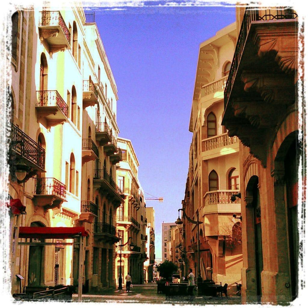 Designer Diaries: Roaming Around Beirut with Nada Ghazal