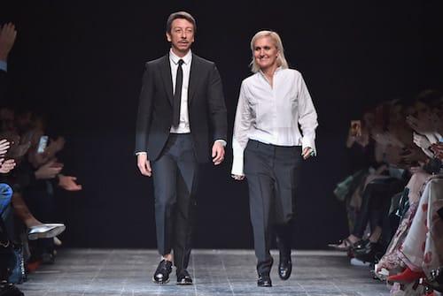Maria Grazia Chiuri Named to Creative Director Position at Dior