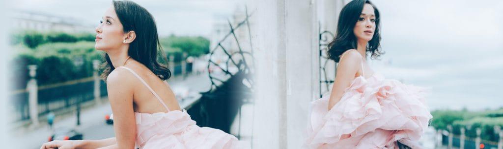 Sakina Paris FW16 Embodies Proustian Romance and Features Lana El Sahely