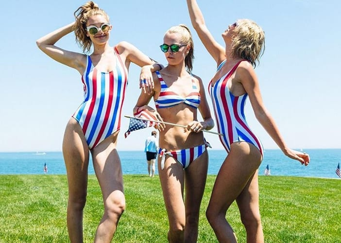 Sea, Sand, and Stars: Cop the Look of These Celebrity Beach Babes