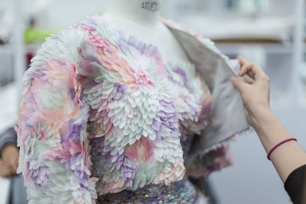 An Exclusive Look Inside Chanel's Couture Ateliers