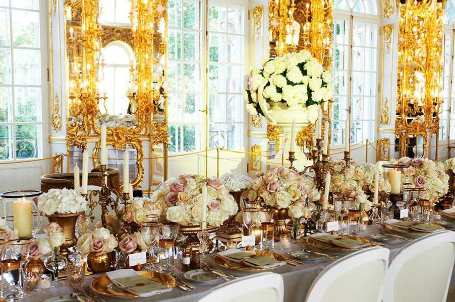 5 Tips for Creating the Perfect Wedding Table Setting