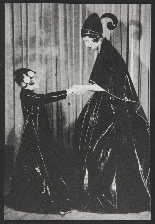 Jeanne Lanvin with her daughter Marguerite