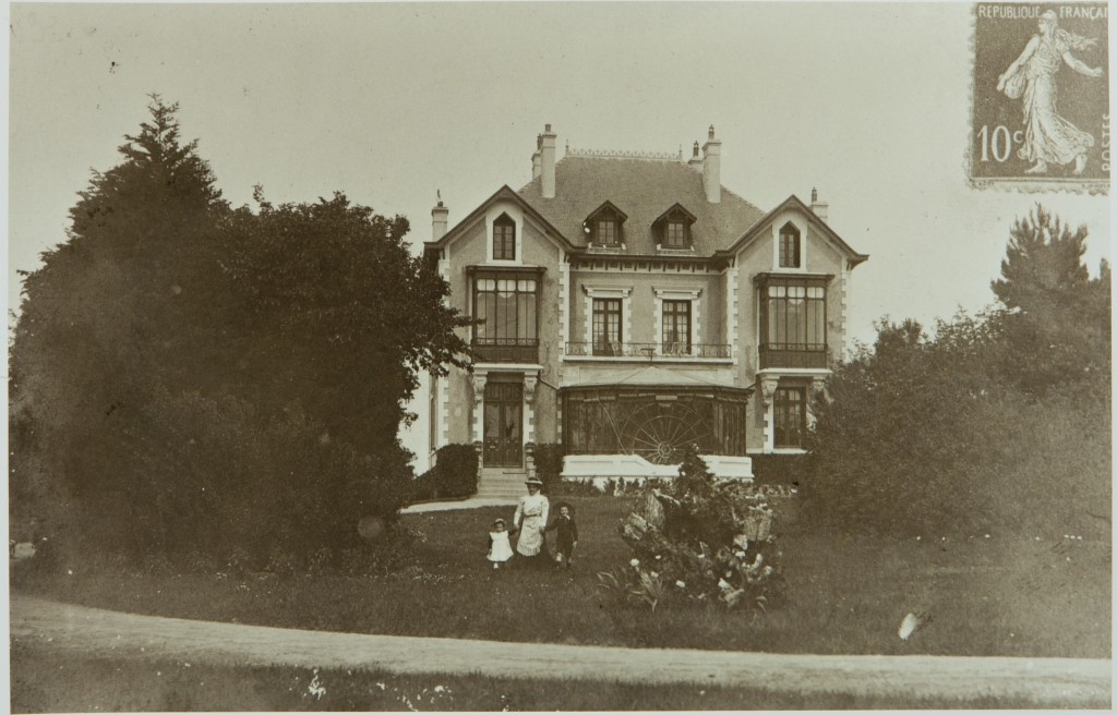 Christian Dior's Childhood Home Les Rhumbs