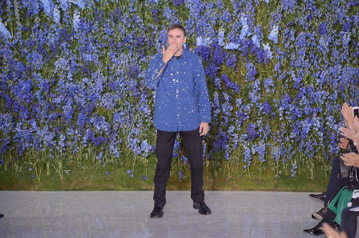 Raf Simons Dior Finale