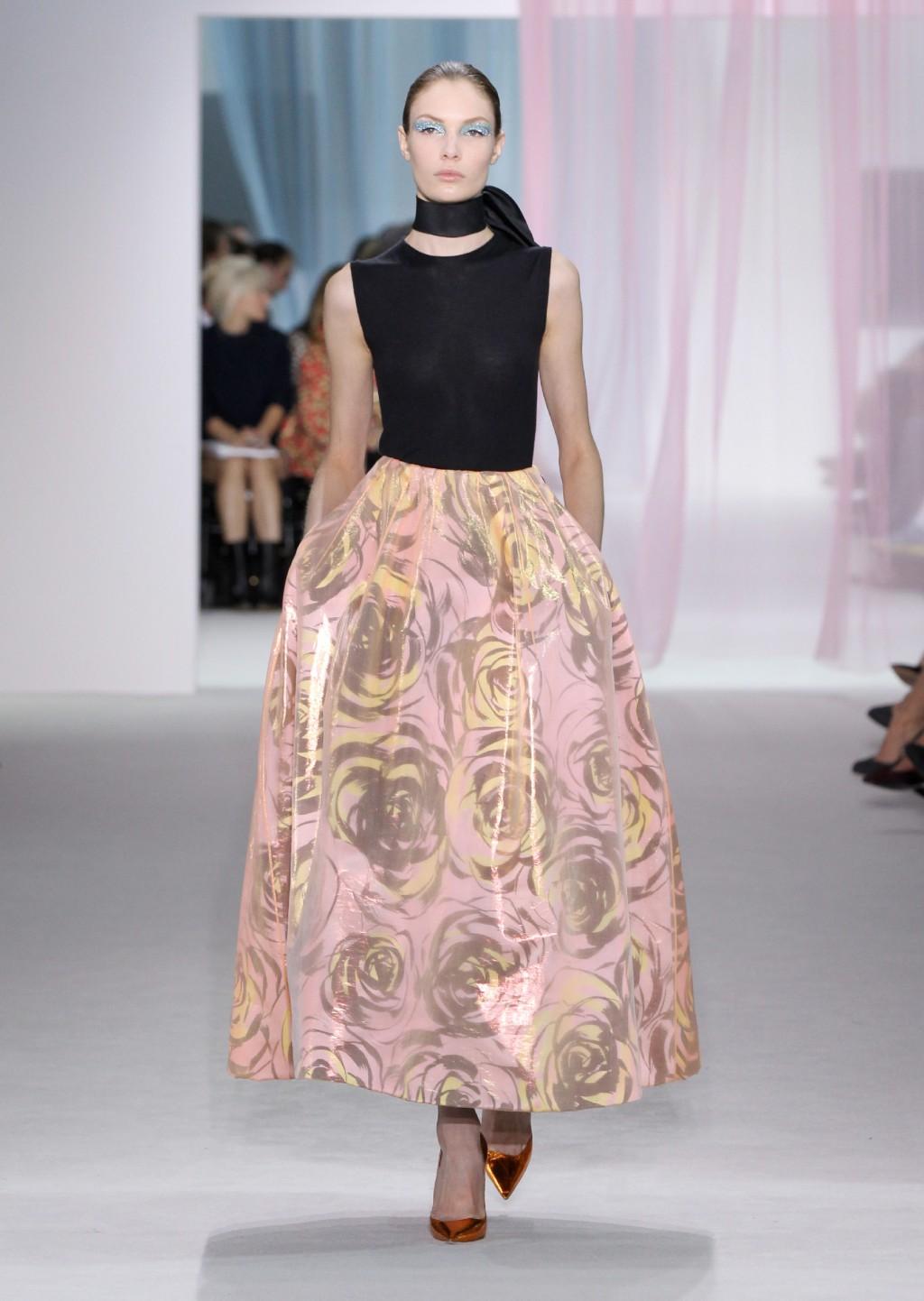 Raf Simons RTW for Dior