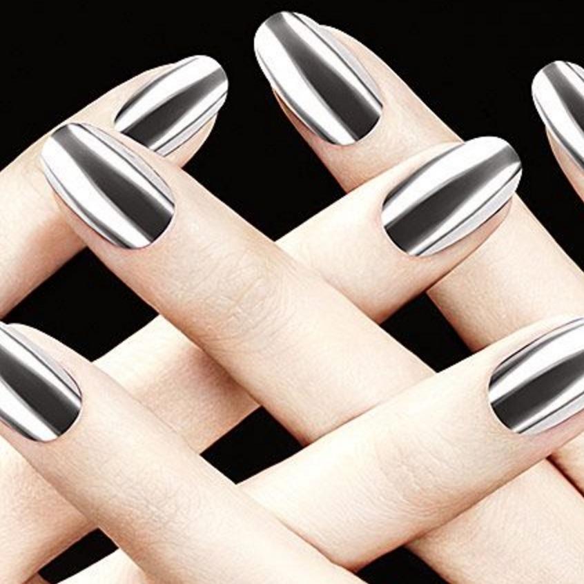 The Best Metallic Nail Polishes - Savoir Flair