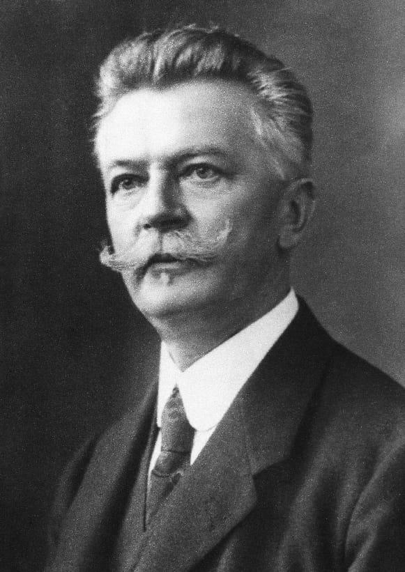 Daniel Swarovski, ca. 1925 ©Swarovski Archive