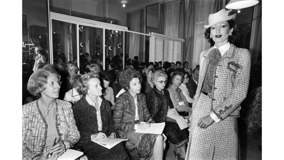 Chanel ready-to-wear 1979