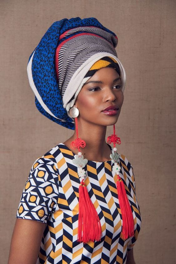 7 South-African Brands You Need to Know - Savoir Flair Traditional African Fashion Headdress