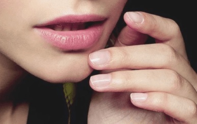 how to fix discolored nails