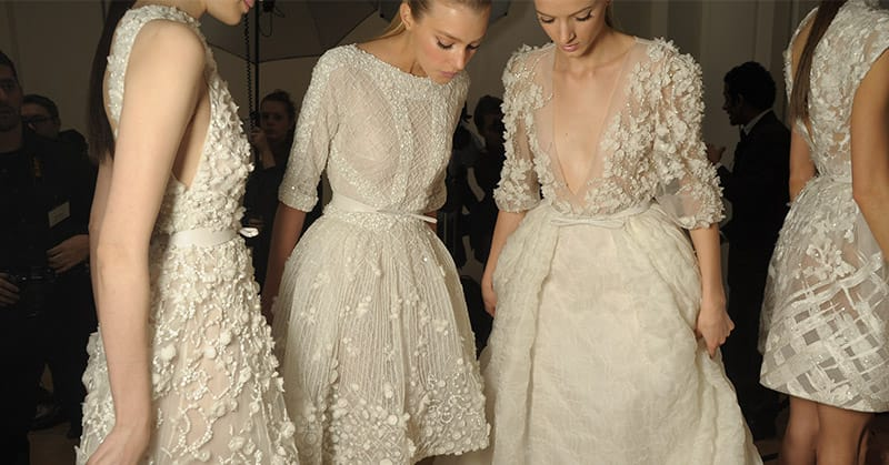 25 Dreamy Elie Saab Wedding Dress Inspirations For A Bride