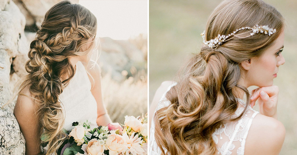 How To Get Beautiful Hair On Your Wedding Day Savoir Flair
