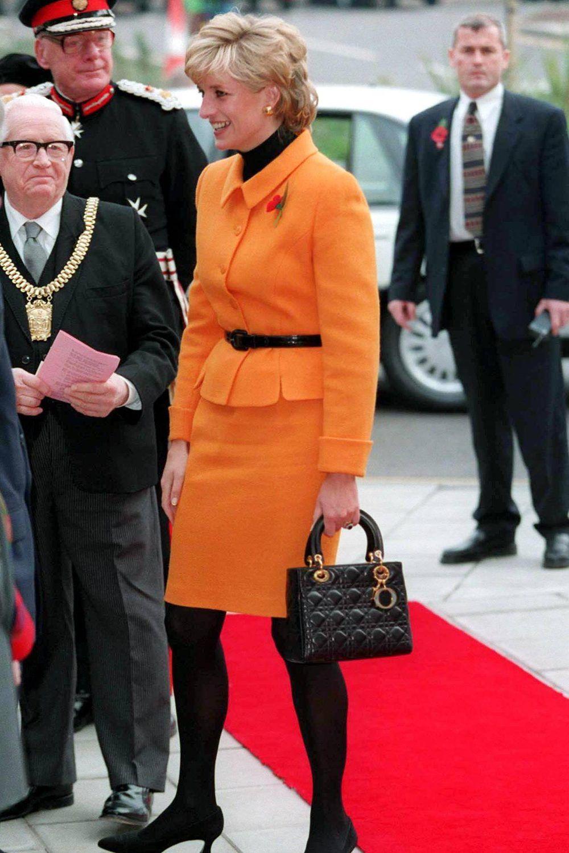 Princess Diana Lady Dior bag