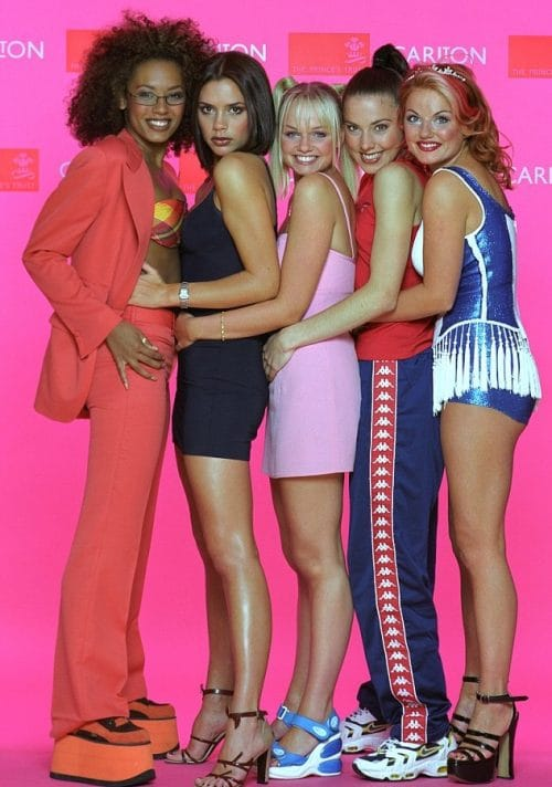 A Look Back At The Worst Spice Girls Outfits Savoir Flair