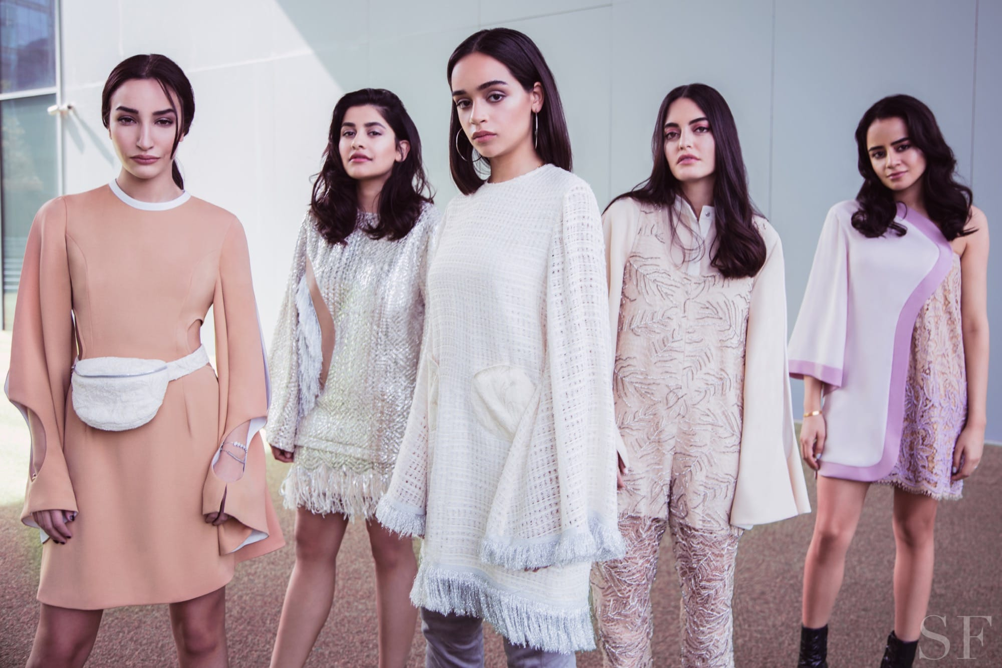 Meet Madiyah Al Sharqi's Modern Muses - Savoir Flair