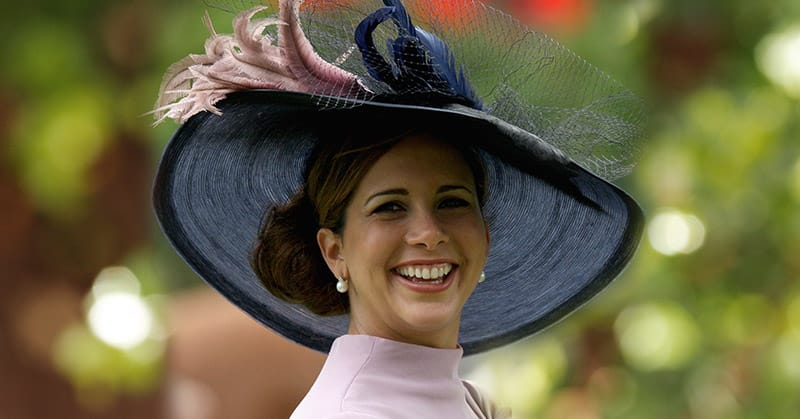 A Look At The Life And Style Of Hrh Princess Haya Bint Al Hussein