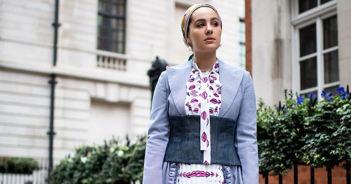 Ascia Al Faraj And Net A Porter On Demure Dressing In The Summer