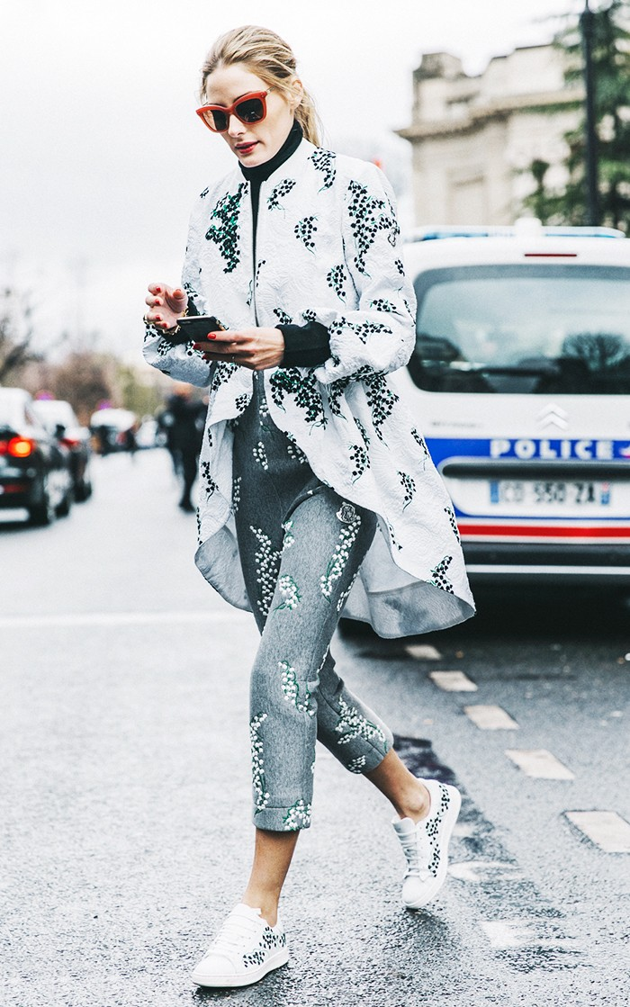 Outfit Ideas How To Wear Sneakers To Work Savoir Flair