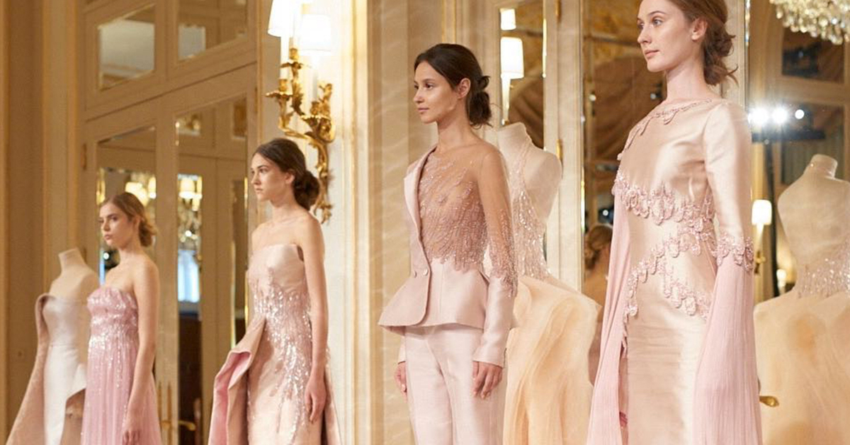 A Look At The Making Of Rami Al Ali Fall 2017 Couture Savoir Flair