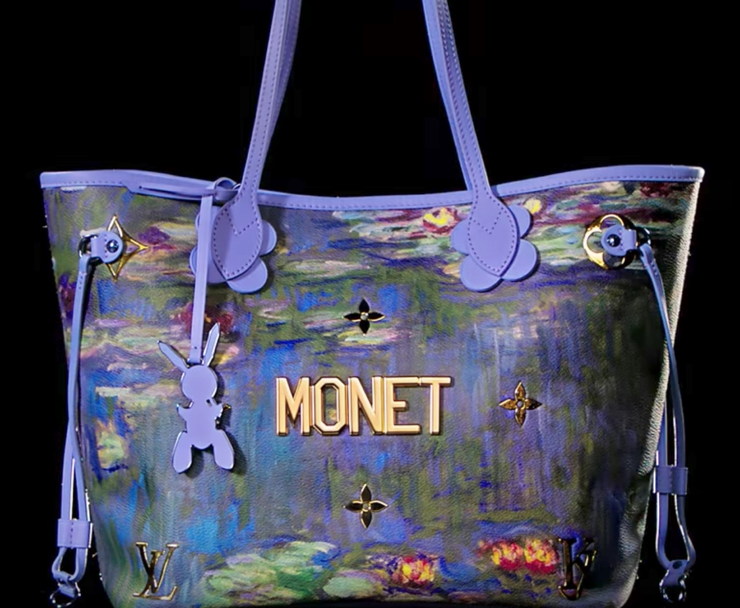 ddc7f34f67c Jeff Koons and Louis Vuitton Unveil Their Collaboration - Savoir Flair