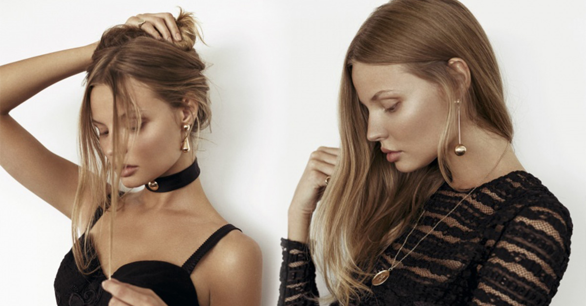 An interview with model and designer magdalena frackowiak savoir flair thecheapjerseys Images