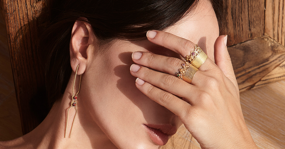 11 Arab Jewelry Designers and Brands You Need to Know