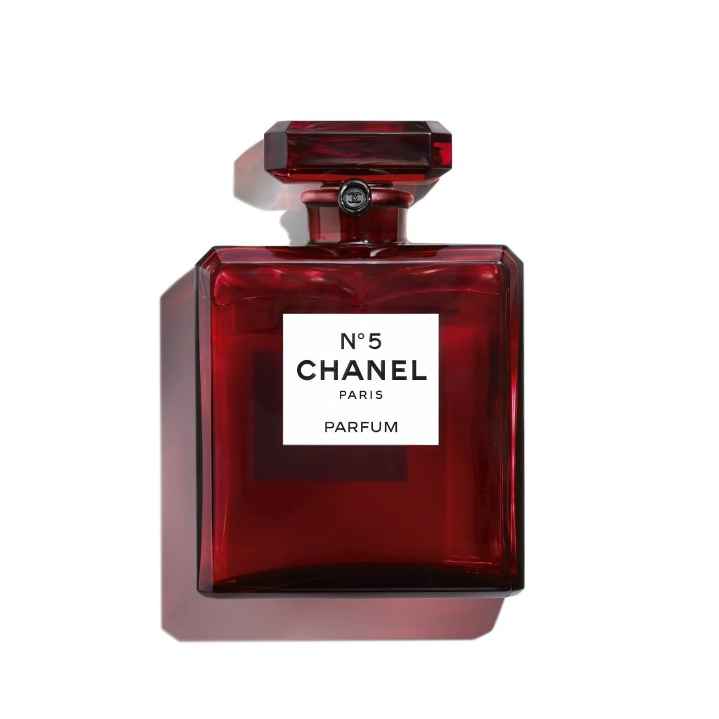 Chanel's Most Iconic Perfume Has a Fiery New Face