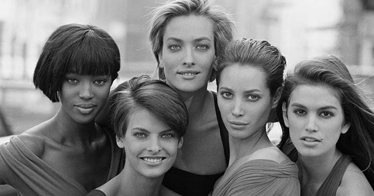The Biggest Supermodels Of Every Decade Savoir Flair