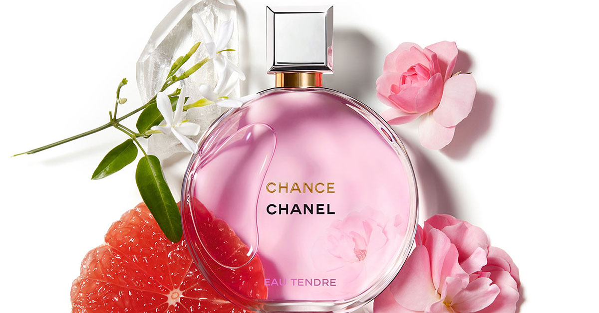 e5f65381b4 5 Things Worth Knowing About the Chanel 'Chance' Perfume - Savior Flair