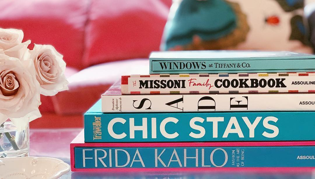 8 Coffee Table Books Every Woman Should Own Savoir Flair