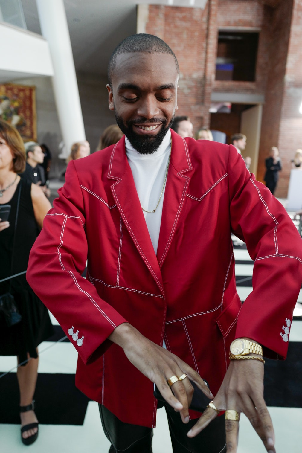 An Exclusive Interview With Designer Kerby Jean Raymond Savoir Flair