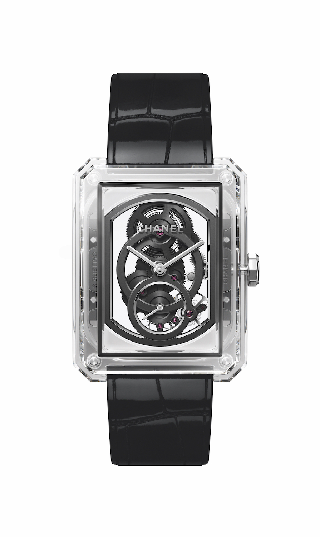 Chanel 'Boy-Friend' watch