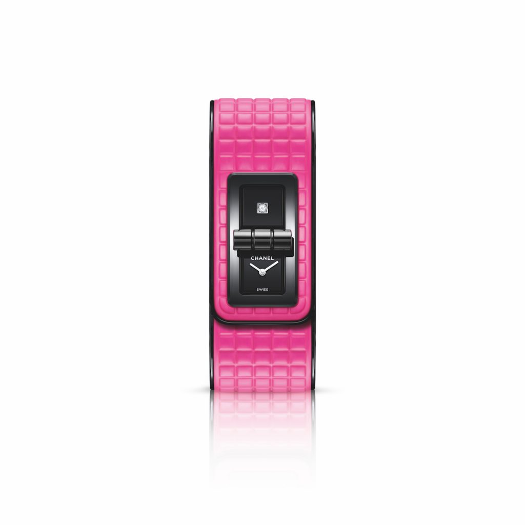 Chanel 'Code Coco Electro' watch