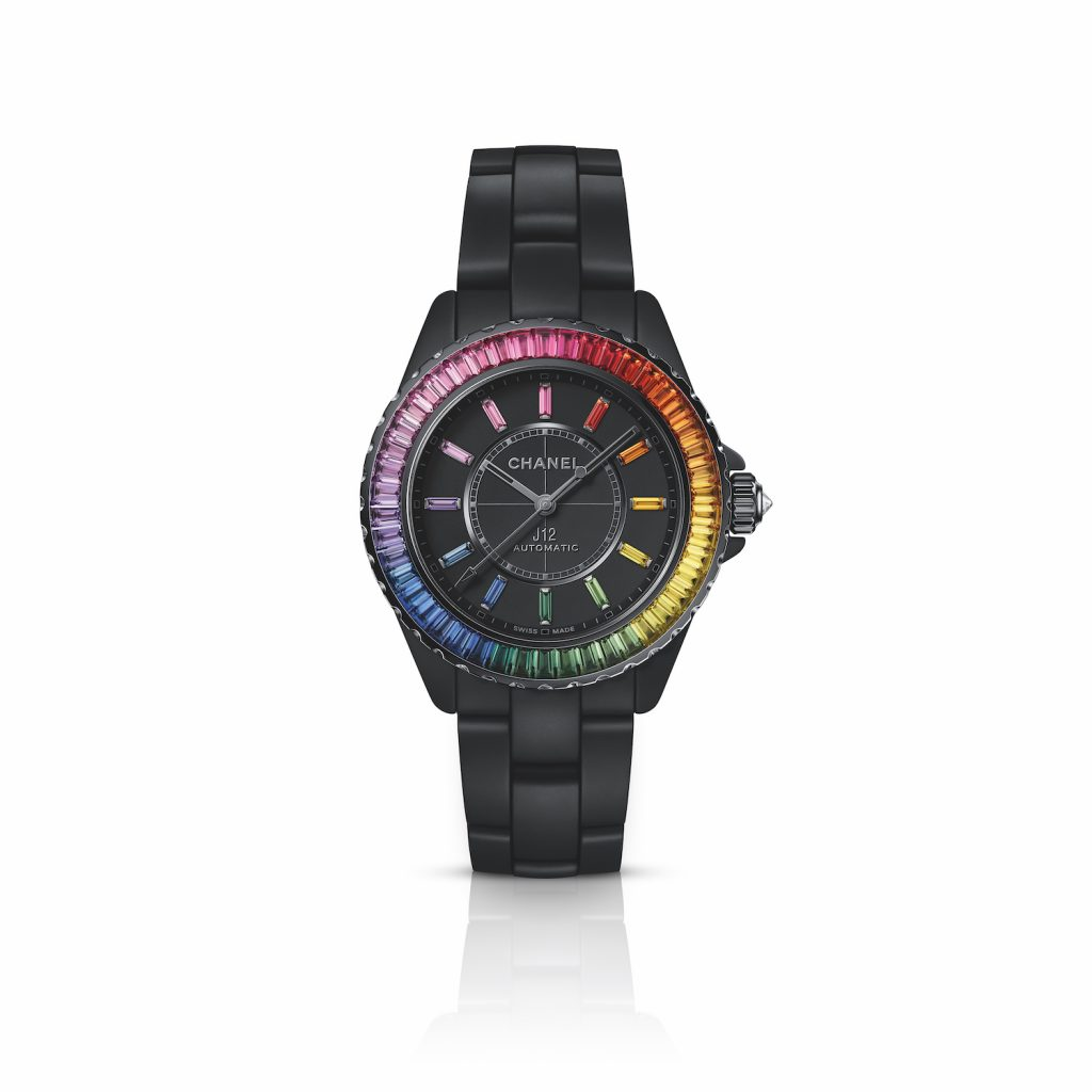 Chanel 'J12 Electro Dream' watch