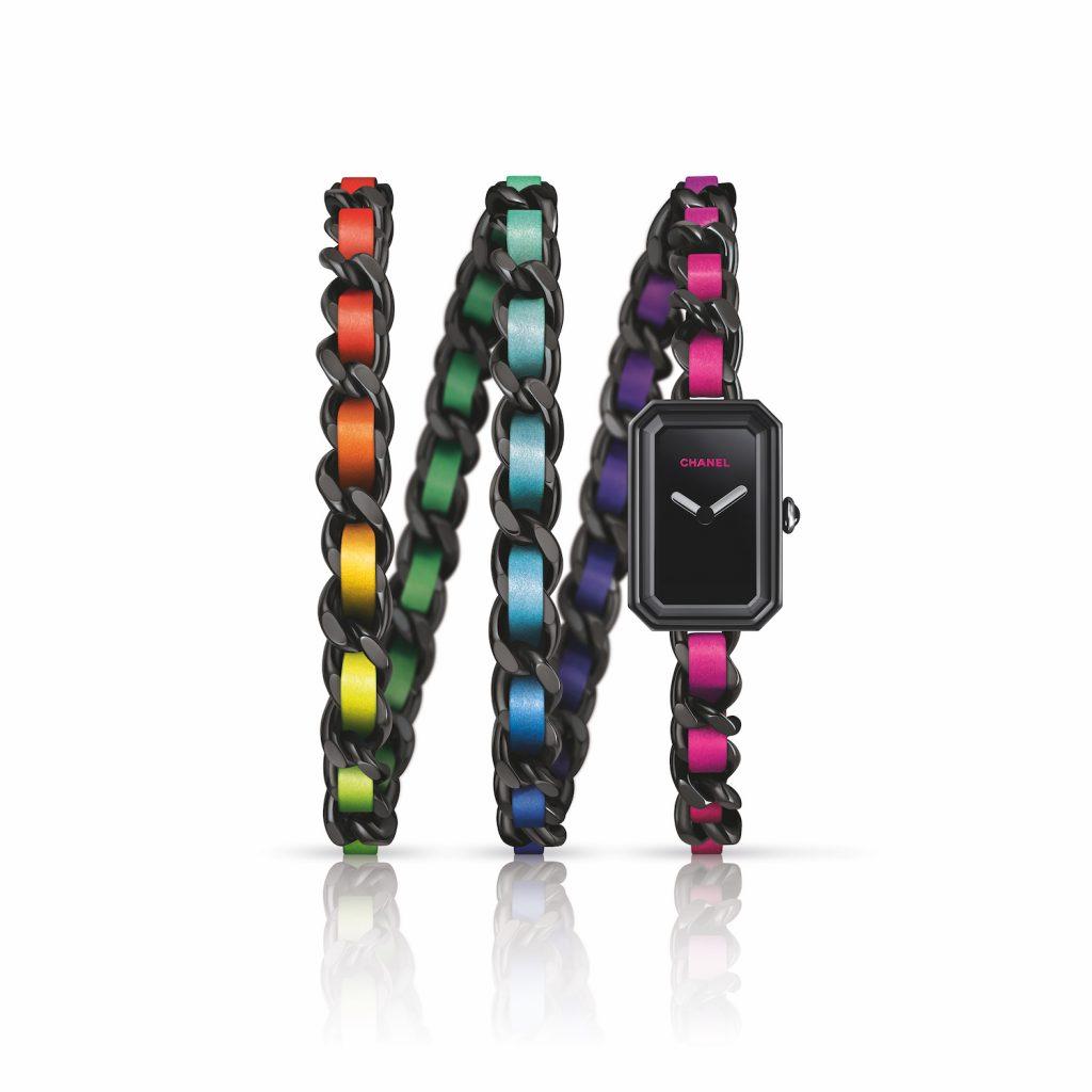 Chanel 'Première Electro' watch