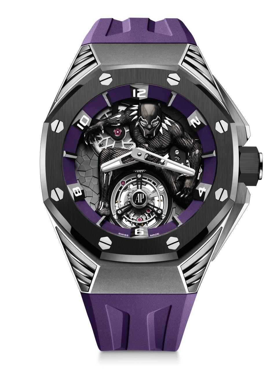 Audemars Piguet Black panther watch