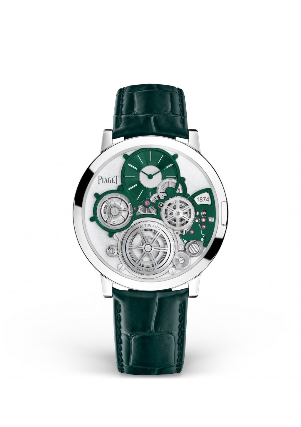 Piaget 'Altipano Ultimate Concept' watch
