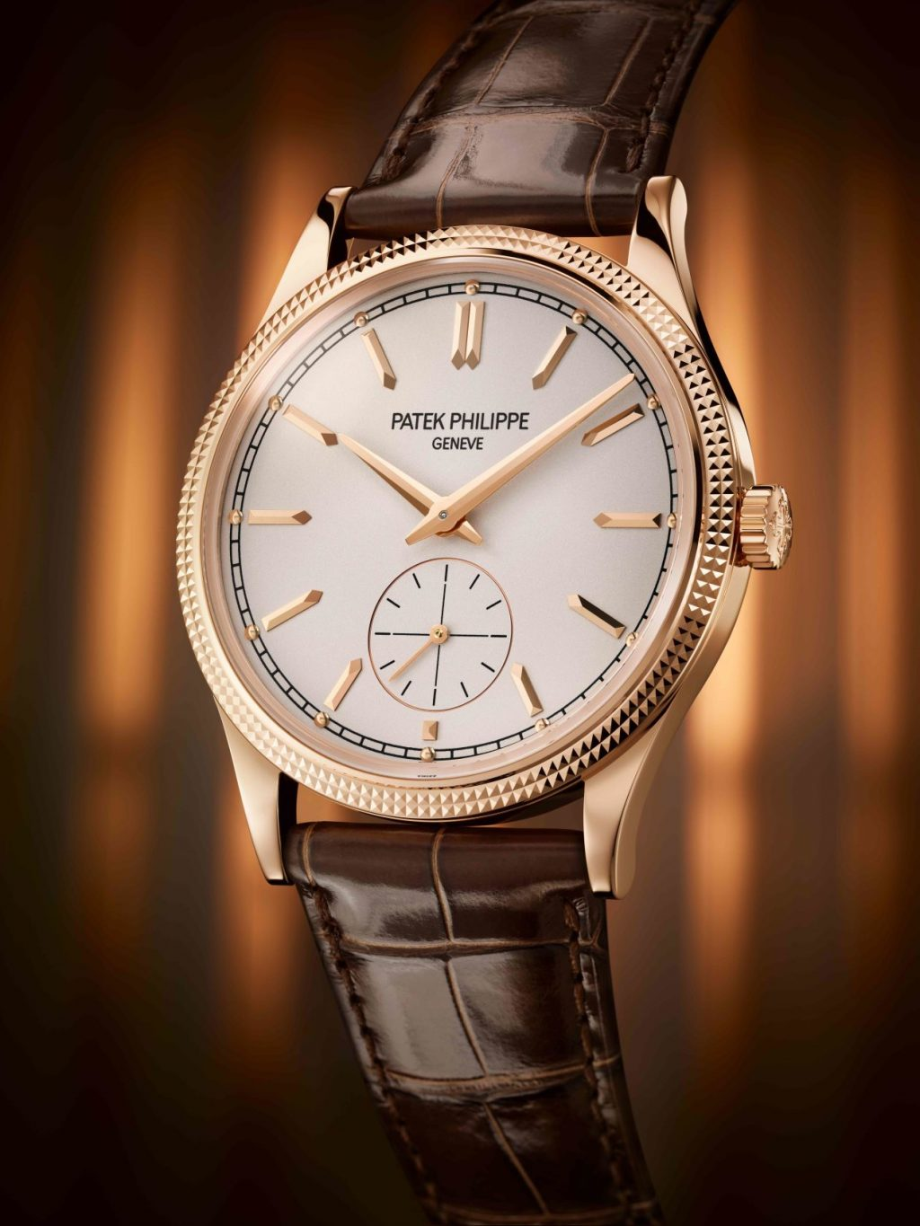 The Calatrava Clous de Paris Patek Philippe